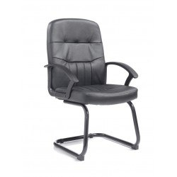 Cavalier Leather Visitors Chair CAV100C1